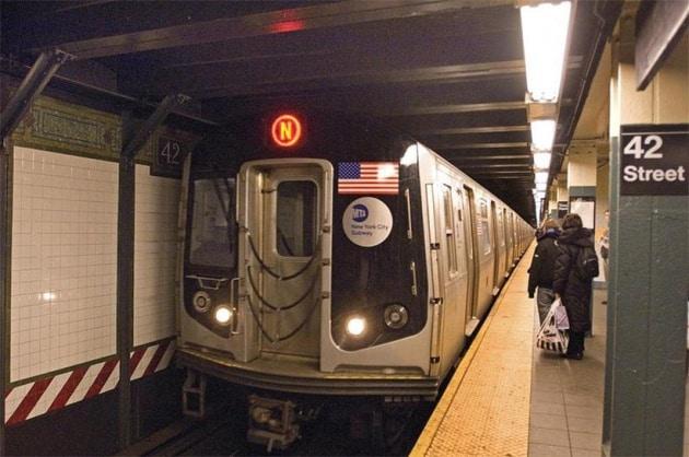 newyork metrosu