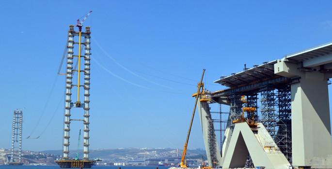 Körfez Köprüsü 2016 Nisan Ayında Hizmete Girmesi Planlanıyor