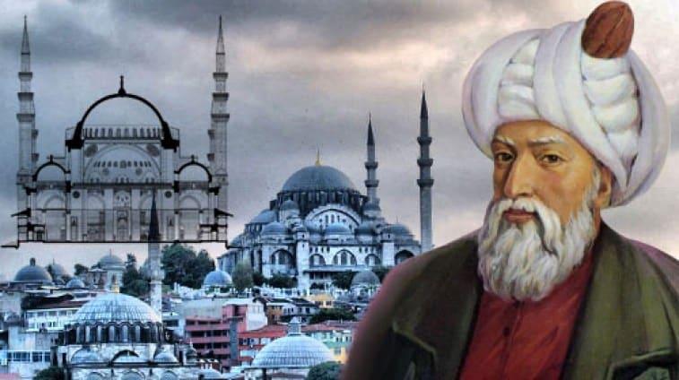 Günümüzde Neden Mimar Sinan'lar Yetiş(e)miyor?