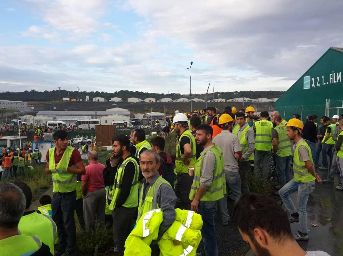 Foto: İnşaat İşçileri Sendikası