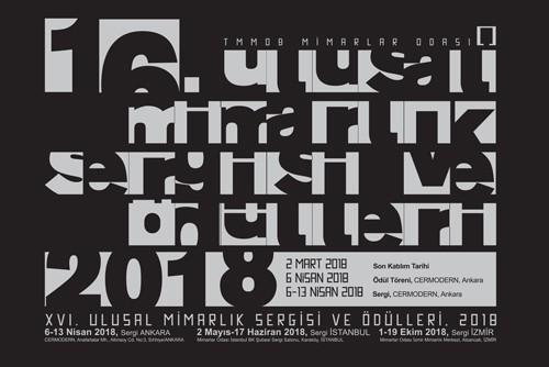 Ulusal Mimarlık Sergisi Ankara'dan Yolculuğa Çıktı