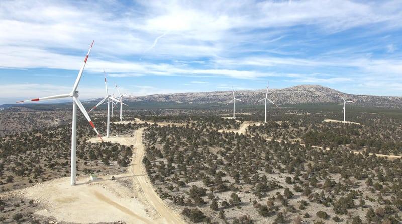 Akfen Enerji'nin RES Projesi Üretime Geçti