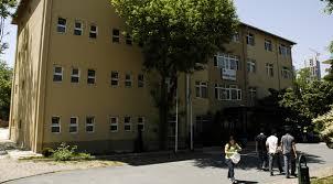 Yıldız Teknik Üniversitesi Tarihi Öğrenci Yurdu Yıkıldı
