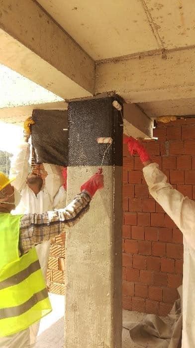 Karbon Lifli Kompozitler İle Güçlendirmeye Yönelik Tam Ölçekli Bina Deneyleri