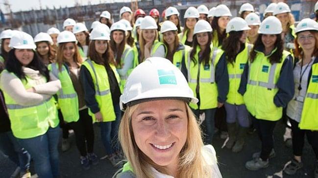 Kadın Mühendisler Artmaya Devam Ediyor