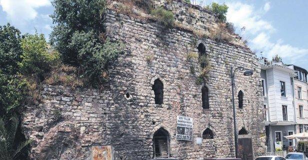 İshak Paşa Sarayı hamamı Bulamıyor