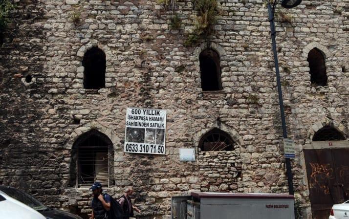 İshak Paşa Sarayı Alıcı Bulamıyor