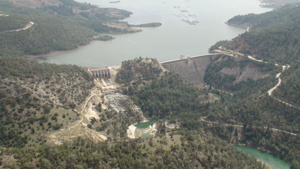 Aydın Kemer Barajı