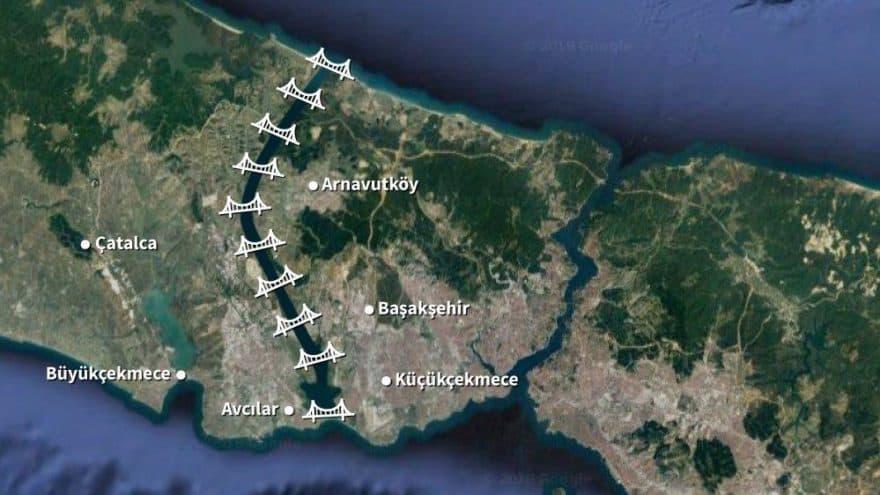 Kanal İstanbul Rezerv Alanları Sorunu Büyüyor