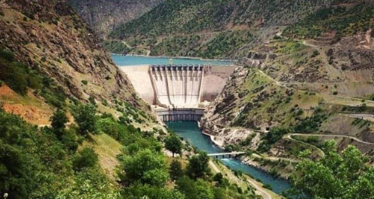 Karakaya barajı