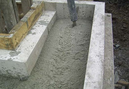 foam concrete