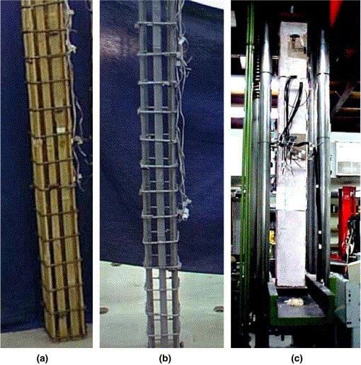 Bambunun eleman olarak test edilmesi