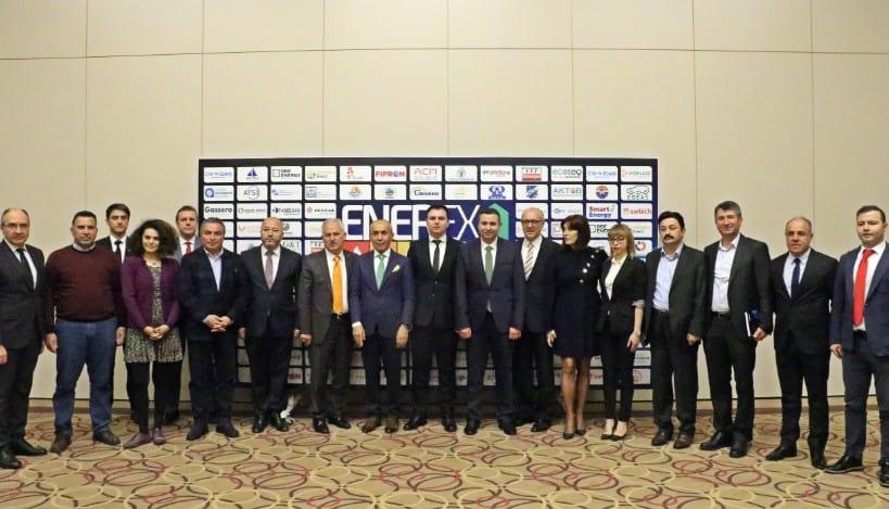 Enerjinin kalbi Antalya'da atacak Enerex 2020