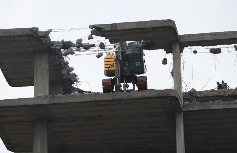 Mersin'de şaşırtan görüntü