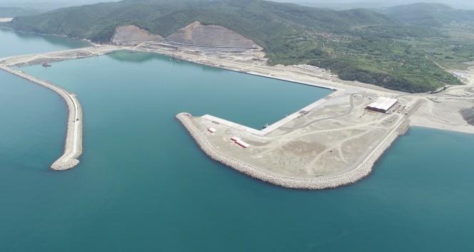 'Filyos Limanı' nihayet bitiyor!   sanalsantiye.com