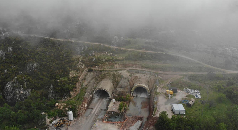 Denizli Honaz Tüneli 2021'de faaliyete geçiyor
