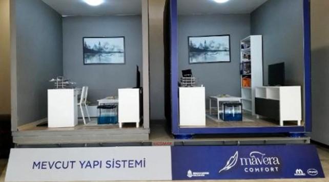 Deprem izolatörü ilk kez konut projesinde- sanalsantiye.com