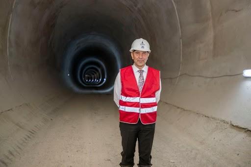 İzmir metrosu adım adım Narlıdere'ye ilerliyor - sanalsantiye.com