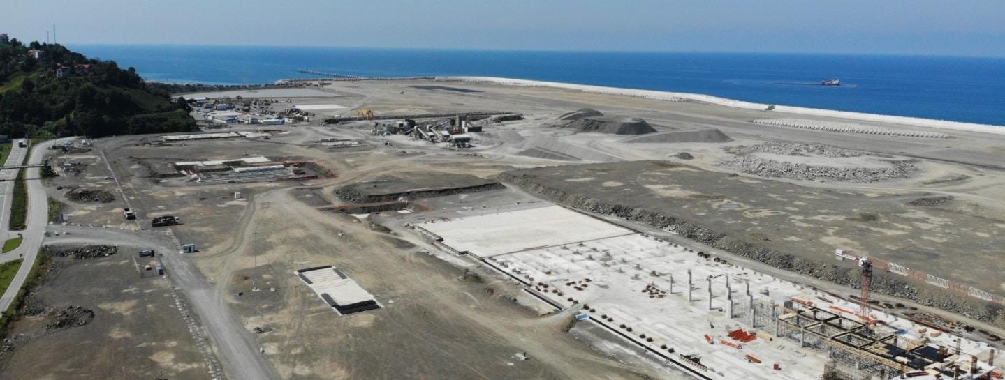 Rize-Artvin Havalimanı Projesinde Son Durum