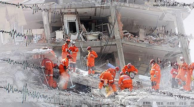 Depremlerin Önceden Tahmin Edilmesi Mümkün müdür?