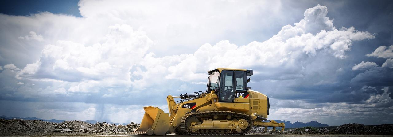 Toprak İşlerinde Kullanılan İnşaat Makineleri
