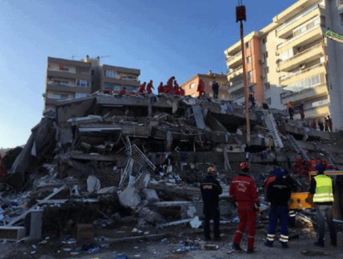 Prof.Dr. Ercan: 'İzmir 6.9 Büyüklüğünde Deprem Üretmeye Gebe'