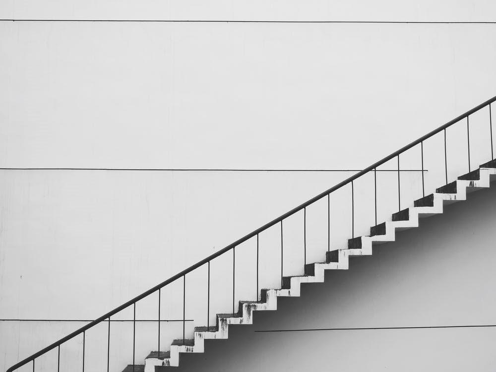 Merdiven Nedir? Merdiveni Oluşturan Elemanlar Nelerdir?