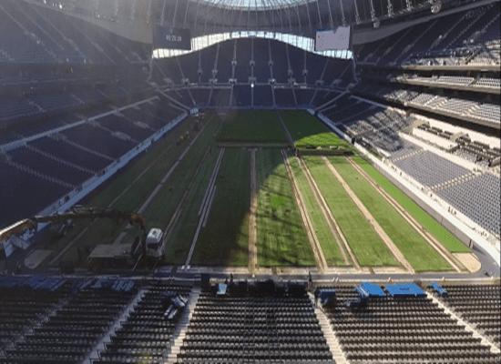 Dev Yapılar: Tottenham Hotspur Stadyumu