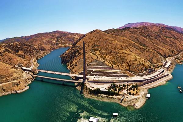 Yeni Kömürhan Köprüsü