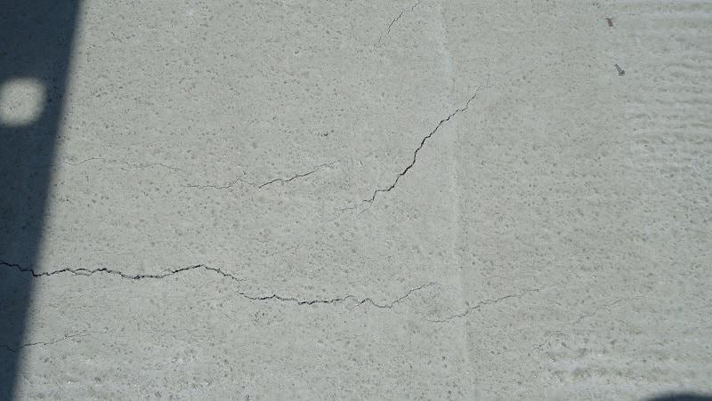 Çimento, Termik Rötre Çatlağı