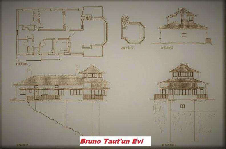 Bruno Taut Evi