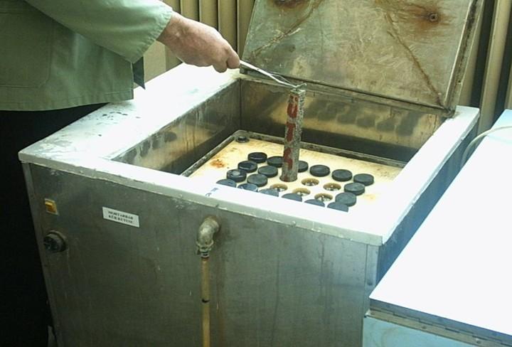 Alkali Silika Reaksiyonu Deneyleri