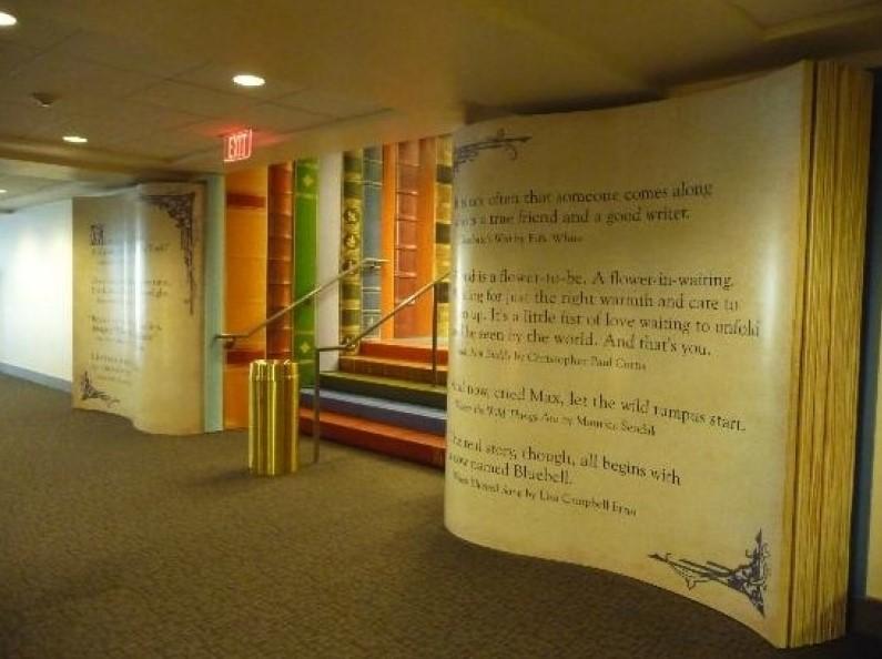 Kitap Gibi Kütüphane: Kansas Halk Kütüphanesi