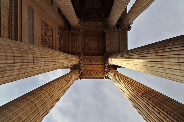 Tarihi Yapılarda Kullanılan Taşıyıcı Sistemler