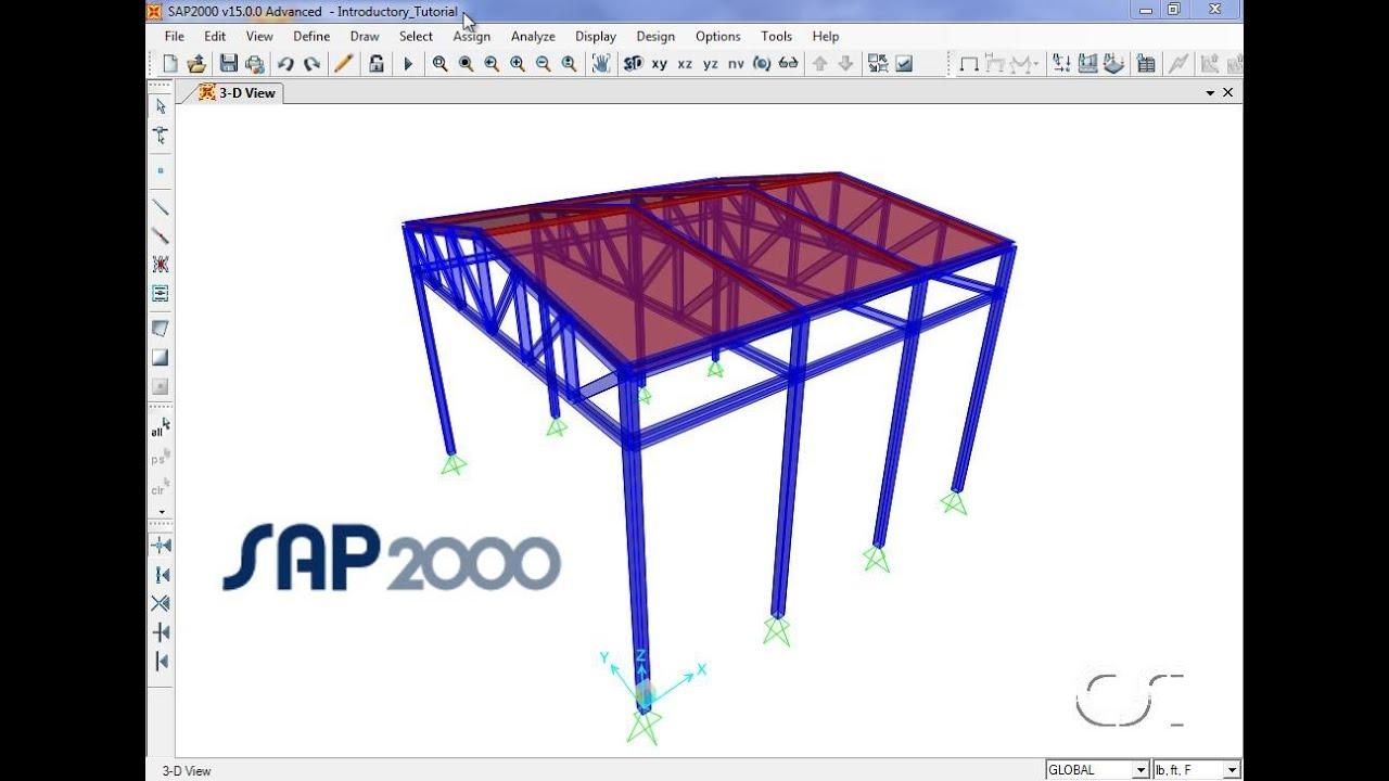 SAP2000 Nedir? SAP2000 Ne İşe Yarar?