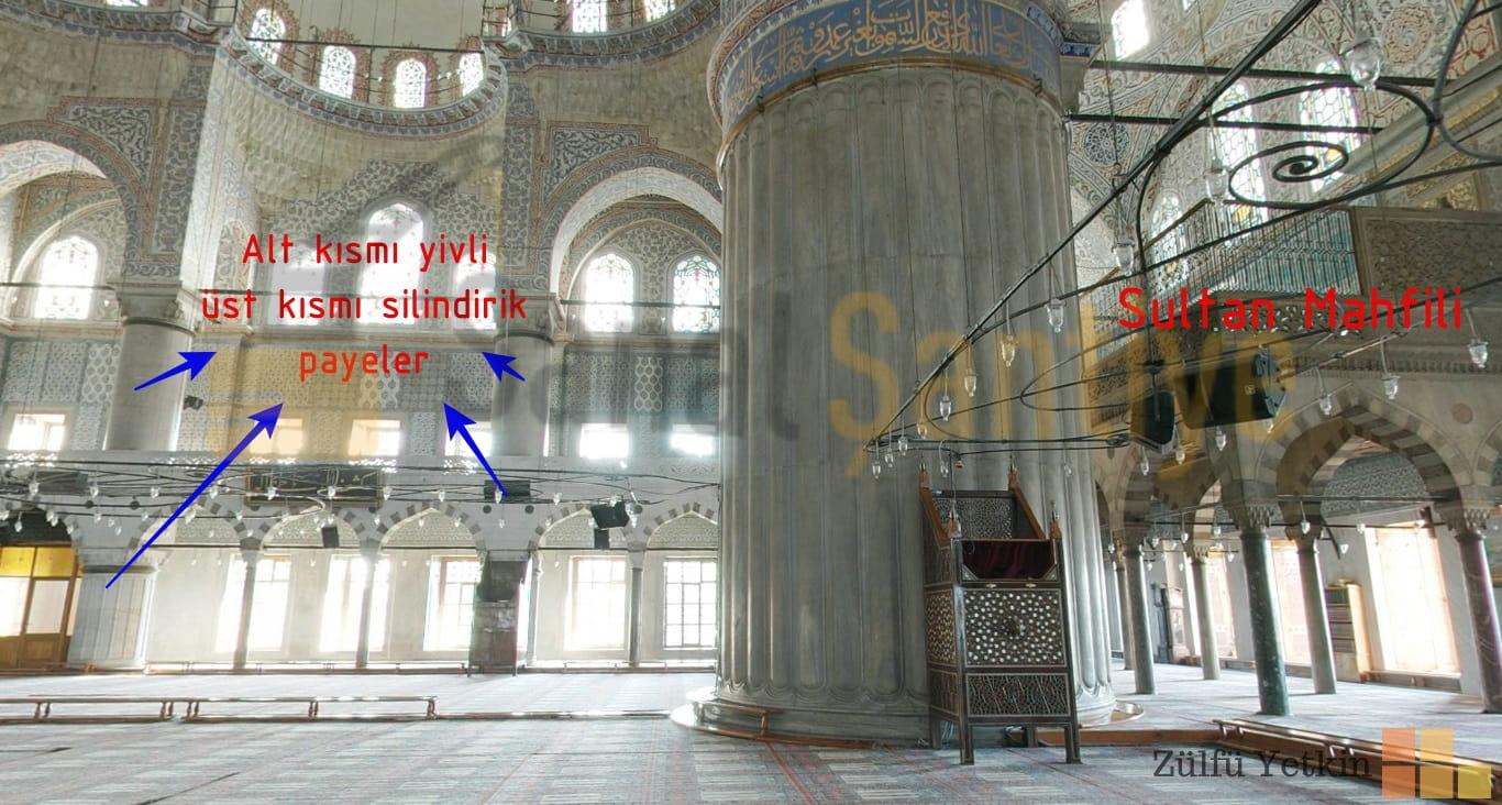 Bir Mühendis Gözüyle Sultanahmet Camii
