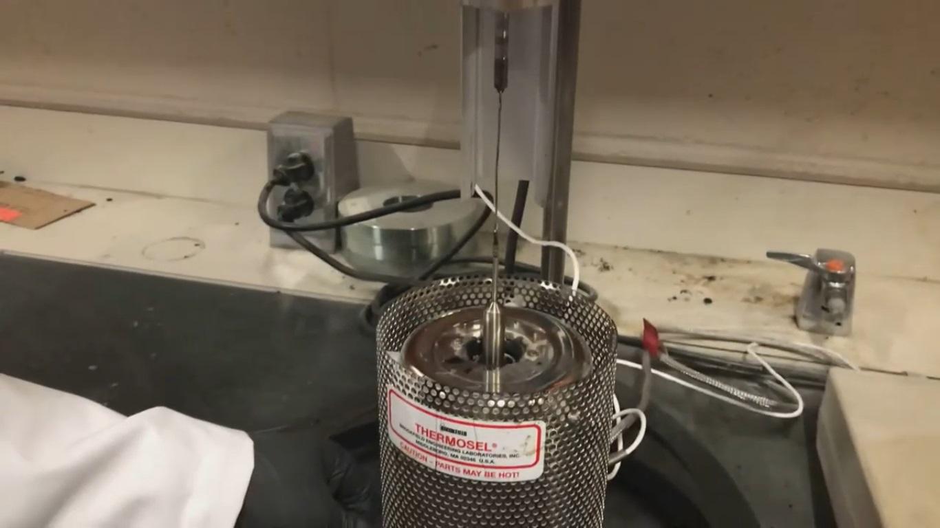 Dönel Viskozimetre Deneyi (RV) - (Bitümlü Bağlayıcı Deneyleri Serisi - 6)