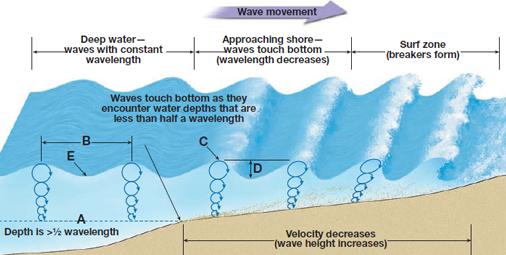 Kıyı Mühendisliğinde Dalga Değişimleri